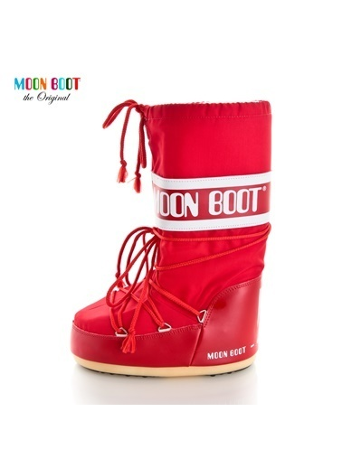 Moon Boot Kadın Kar Botu 14004400 003 Kırmızı